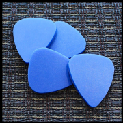 Rubber Tones - Blue Silicon - 1 Pick | Timber Tones